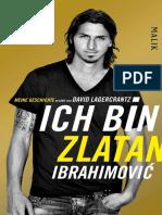 Ibrahimovic, Zlatan - Ich Bin Zlatan Ibrahimovic