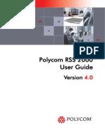 RSS2000 User Guide V4 0