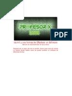 Las 1000 y 1 Forma de Crackear Un Software