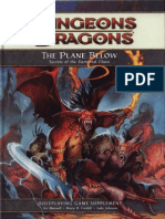 D&D 4E The Plane Below