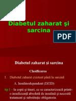 diabetul zahărat și sarcina.ppt
