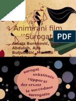Animirani Film, Prezentacija