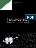 Royalty Line Catalog December 2013