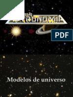 Modelos de Universo