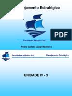 Planejamento Estrategico FASul IV-3