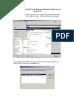 Importar Libreta Direcciones Outlook Correo Web