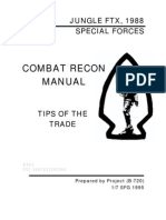 Combat Recon Manual - Tips of the Trade (1995)