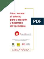 Como Evaluar El Entorno (2012-2)