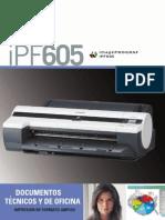 CANON 470 IPF605 Completo