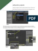 Blender Layout y Personalizacion