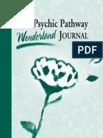 Your Psychic Pathway Wonderland Journal