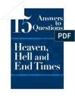 Heaven Hell End Times