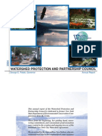 New York Watershed Protection and Partnership Council Report (2004)