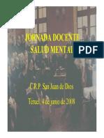 Juan, Teruel - 2006 - Elogio de La Histeria