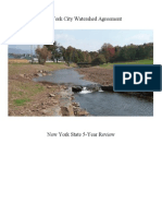 New York State Five-Year Review of the NYC Watershed Agreement