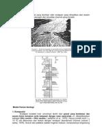 Lingkungan Pengendapan Fluvial