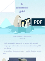 Copia de El Calentamiento Global