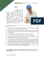 Workzone Hazards Awareness Espanol