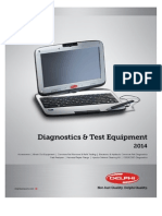 2014-08 Delphi Test Equipment