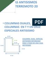 Casas Antisismos Columna Dual t y Cruz 6aaa 7 A