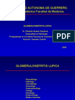 GLOMERULONEFRITIS LUPICA