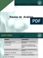 Láminas Del Cat - A, h, s y Tat2