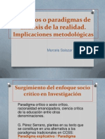 Investigación sociocrítica
