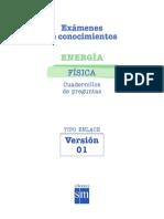 Examen Global de Fisica Version 1