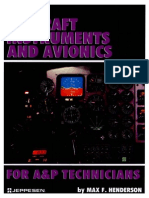 Aircraft Instruments and Avionics - Max F. Henderson