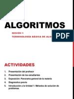 Algoritmos-Sesión 1