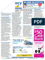 Pharmacy Daily for Wed 03 Sep 2014 - Methotrexate NZ errors, 'No major' OxyContin problems, Sigma-Pharmacy Alliance 10 year pact, API profit upgrade and much more