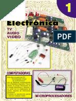 El Mundo de La Electrónica 1 - Computadores