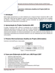 MC001 Estrutura Analítica Do Projeto - Condomínio ABC