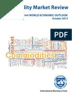 Impact of Commodity Price Slowdown on Growth 2013