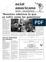 `Foro Social Latinamericano', September 2014 issue