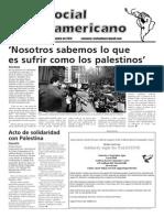 `Foro Social Latinamericano', September 2014 issue