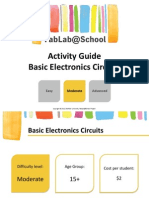 Electronics Activity Hand Out