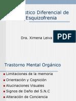 Dignóstico Diferencial EQZ