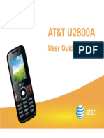 Huawei u2800a Owner s Manual