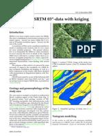 GRASS OSGeo News Vol4-Srtm