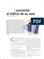Cómo aumentar el tráfico en su web
