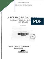 TEXTO 01 - CARVALHO, José Murilo - A Formação Das Almas