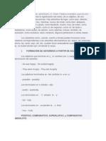 Adverbio-formacion