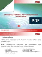 Circuitos y Sistemas Comunicaciones - Analisis de Fourier