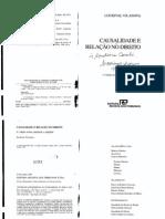 VILANOVA, Lourival. Causalidade e Relação No Direito - 2000