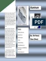 aluminum brochure 1