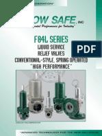 Flow Safe - F84L - Catalogue