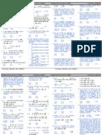 Banco de Preguntas Aritmetica y Algebra