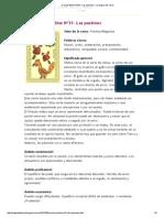 Oraculo Belline Nº31- Las Pasiónes _ La Magia Del Tarot