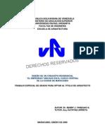 Diseño de Un Conjunto Residencial